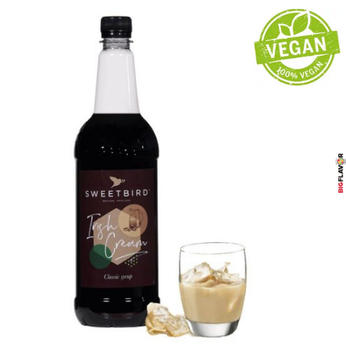 Irish Cream Sirop 1ltr Sweetbird