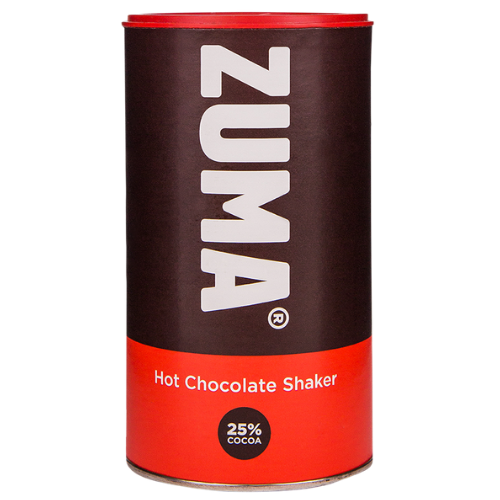 [B312] Hot Chocolate Shaker 300g Zuma