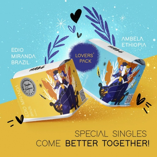 [bundle_edio_ambela] Lovers' Pack - EDIO MIRANDA & AMBELA Bundle Mabo