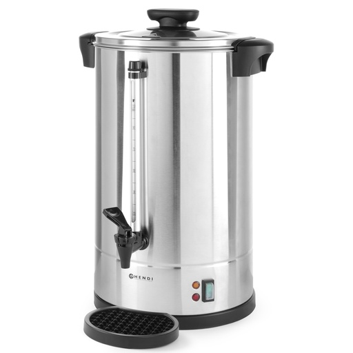 [211366] Coffee Percolator 16 l       = Double walled Hendi
