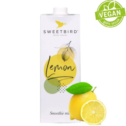 [B399] Lemon Smoothie 1ltr Sweetbird