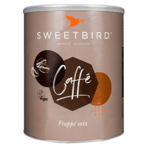 [B361B] NON DAIRY Caffe Frappe 2kg Sweetbird