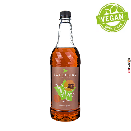 [NSB210] Toffee Apple Sirop 1ltr Sweetbird